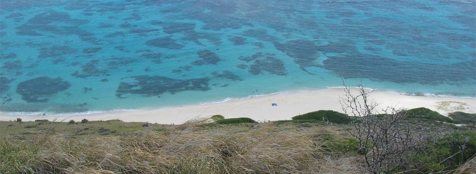 jack's bay & Isaac's bay beach